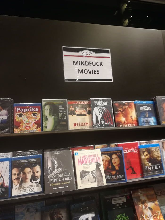 My Dvd Store Knows How To Talk To Me