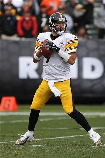 Pittsburgh Steelers Ben Roethlisberger