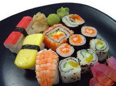 Sushi receitas