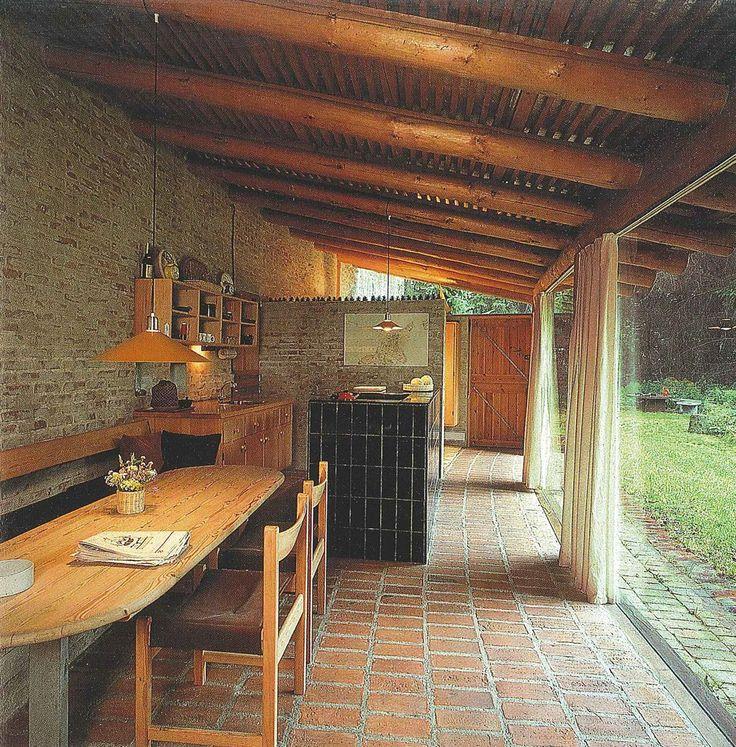 Gehrt Bornebusch, Summerhouse - 1967