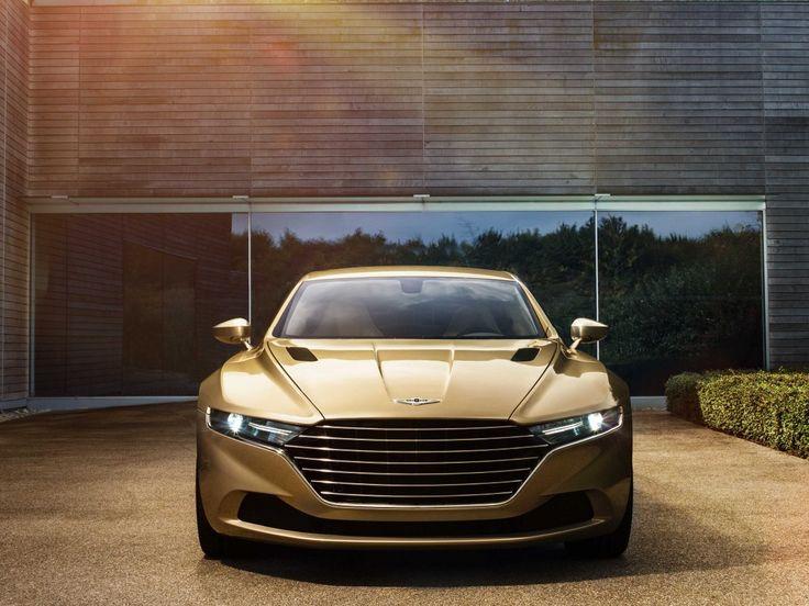 Aston Martin's top-secret Lagonda Taraf super-sedan has arrived and it could cost $1.7 million