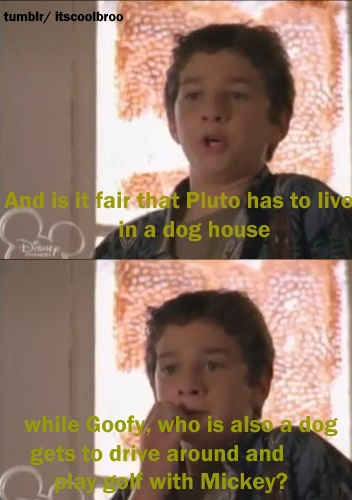 Even Stevens. I loved Shia even back before he was the sexy beast that he is today.