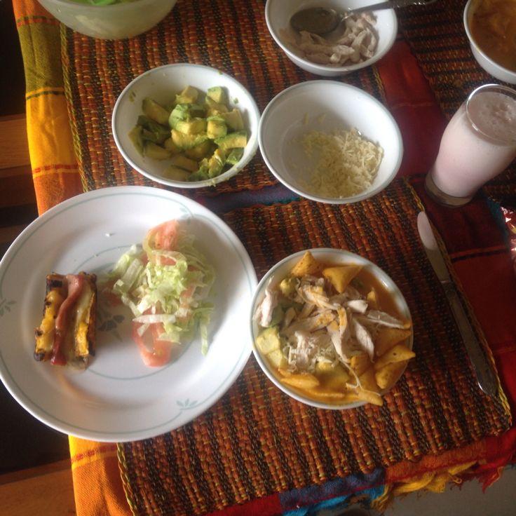 Mexican soup! #sopa #soup #Mexicana desde #Colombia