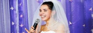 The Bride's Speech: 8 Crucial Pointers....my goodness, this makes me so nervous!