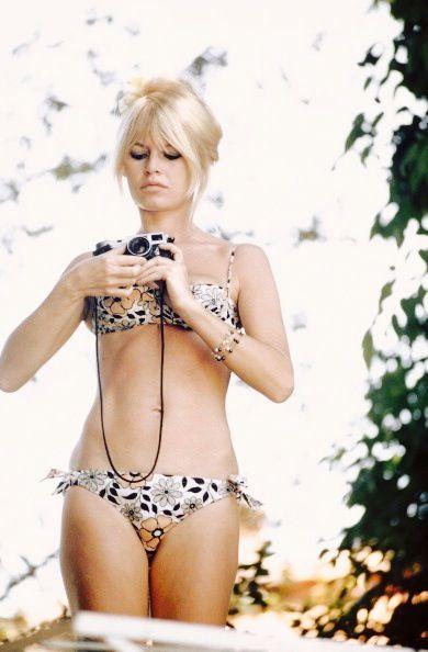 Forefront bikini bikini brigitte bardot
