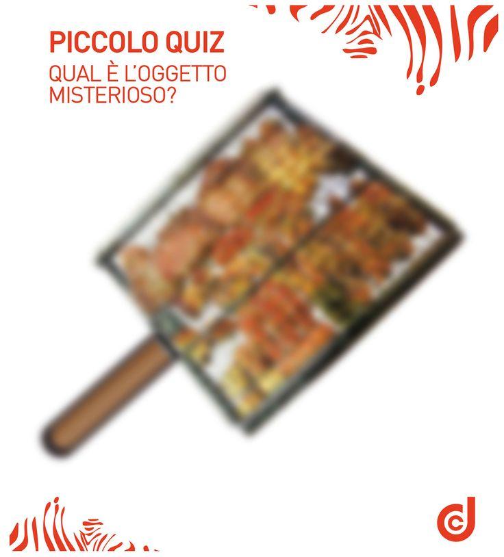 Piccolo #quiz Indovina l' #oggetto misterioso...