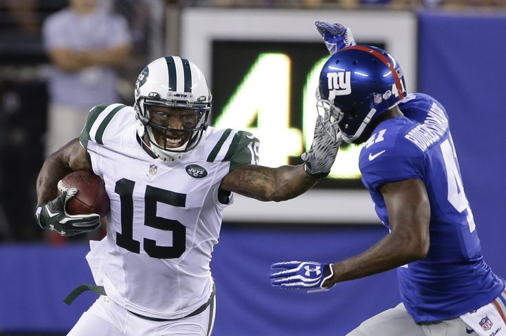 NFL report: Receiver Brandon Marshall signs two-year contract with the Giants #la #losangeles #sports