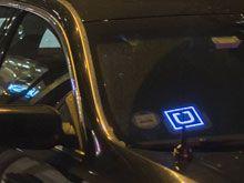 Водитель Uber дал порулить пассажиру и лег вздремнуть, в итоге — ДТП   www.interfax24.ru