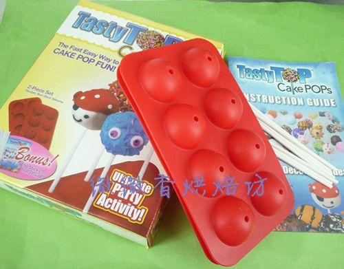 Фондант кремния форма инструменты 8 lollygags силиконовый гель формы шоколадный торт желе для льда diy инструмент