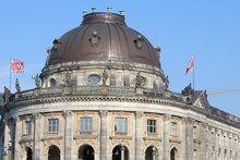 Bode Museum: abriga uma coleção de esculturas, obras de arte bizantina e medalhas