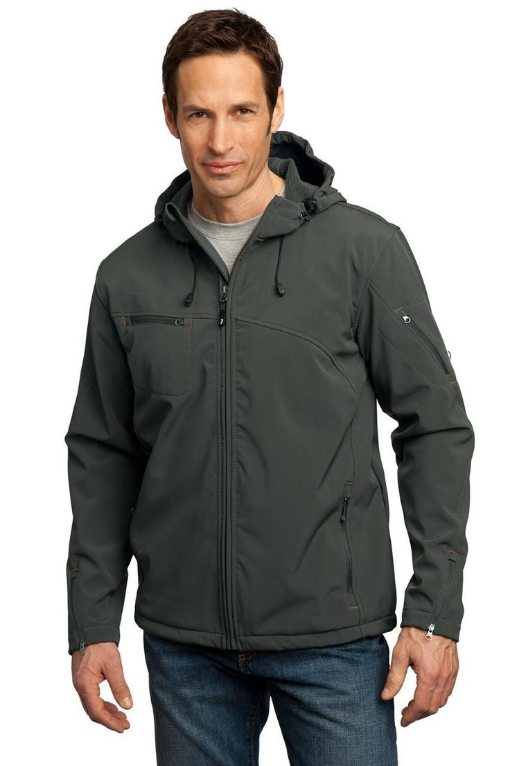 Water resistant Jacket, Zip pockets, hood  #logo #embroidery #custom #embroidered #printed #screen #sweatshirts #jackets #shirts #personalized