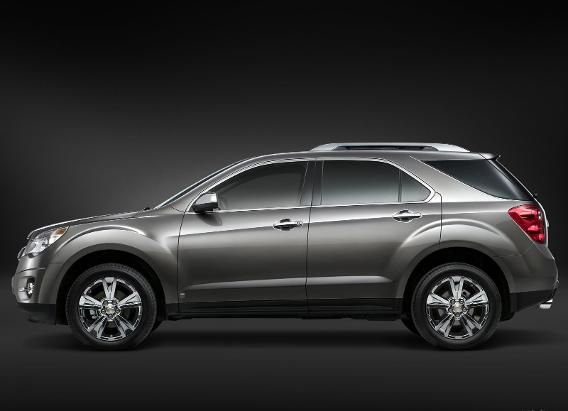 Chevy Equinox Used Affordable Compact SUVs