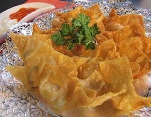 detikcom | Resep Seafood: Pangsit Udang Goreng