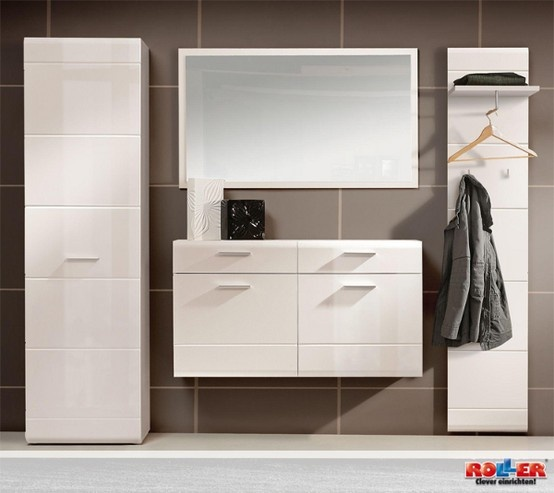 1000+ images about Garderoben on Pinterest | Cubes, Slate and Design