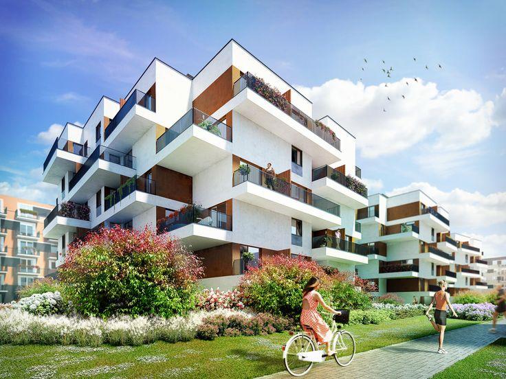 RIVIERA PARK - HRA Architekci