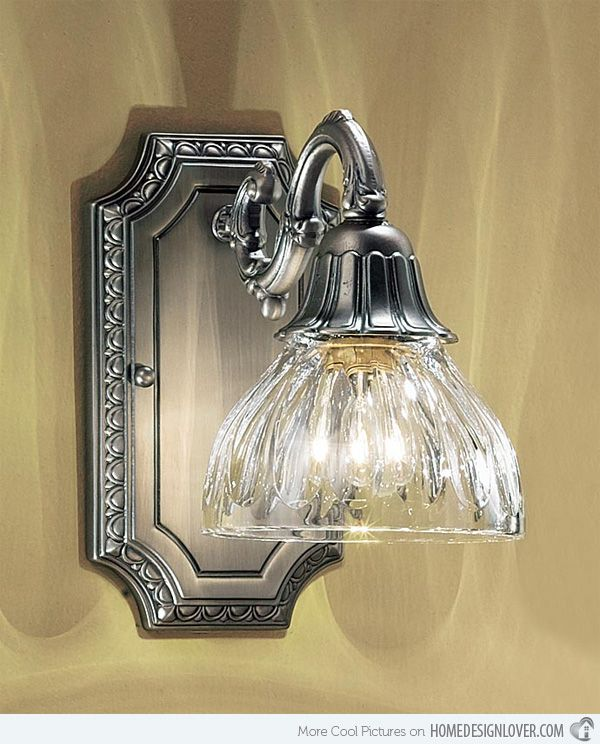 17 Timeless Style of Traditional Wall Sconces