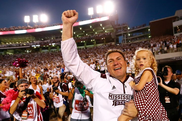 Thank you, Dan Mullen. - For Whom the Cowbell Tolls