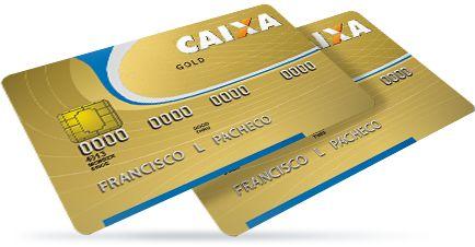 Pedir Cartão de Crédito Caixa Gold