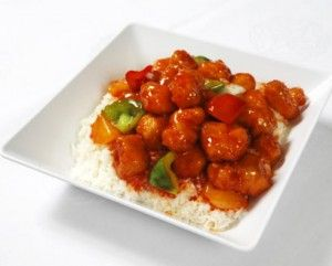 asian endeavor: sweet & sour chix.  status: attempt sauce, consider new batter, serve with pineapple