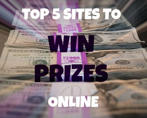 These are the most reliable sites I have found (and personally used) for entering sweepstakes. Somebody's going to win, and it might be you if you enter! :-)
