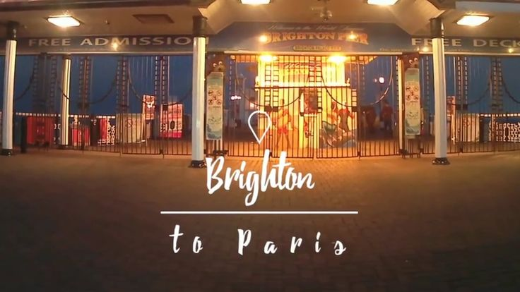"""This is """"Brighton to Paris"""" by Kings Education on Vimeo, the home for high quality videos and the people who love them."""