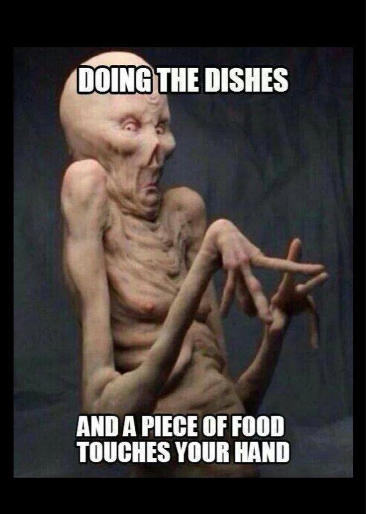 alien touching food - Google Search
