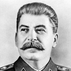Stalin uit de 2e wereldoorlog de leider van de 2e wereldoorlog