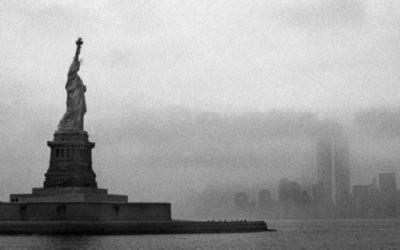 Statue Of Liberty Puzzle Fun-Size 120 pcs