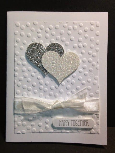 Embellished Events, And Many More, Wedding Card, Stampin' Up!, Rubber Stamping, Handmade Cards, Stamp a Stack