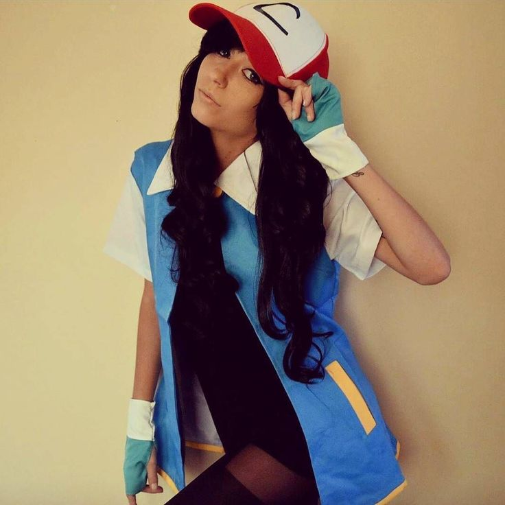 "Final image ill post until April of my Fem Ash Ketchum cosplay sorry for all the Spam im just really really excited to be doing this cosplay. It was by unanimous decision on facebook that female Ash won everyones hearts and interests. ""If you show me your gym badges ill show you mine"" #wonderlandnation #cosplay #pokemontrainer #pokemon #pokemoncosplay #genderbendcosplay #genderbend #f4f #love3280 #supanovamelbourne #melbourne #wonderland #jamiewonderland #inkedcosplay #cosplayer #wig…"