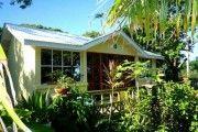Gite le Plessis Nogent Entre Deshaies et Ste Rose Villa 2/3 pers vue mer piscine - Location G�te #Guadeloupe #SainteRose