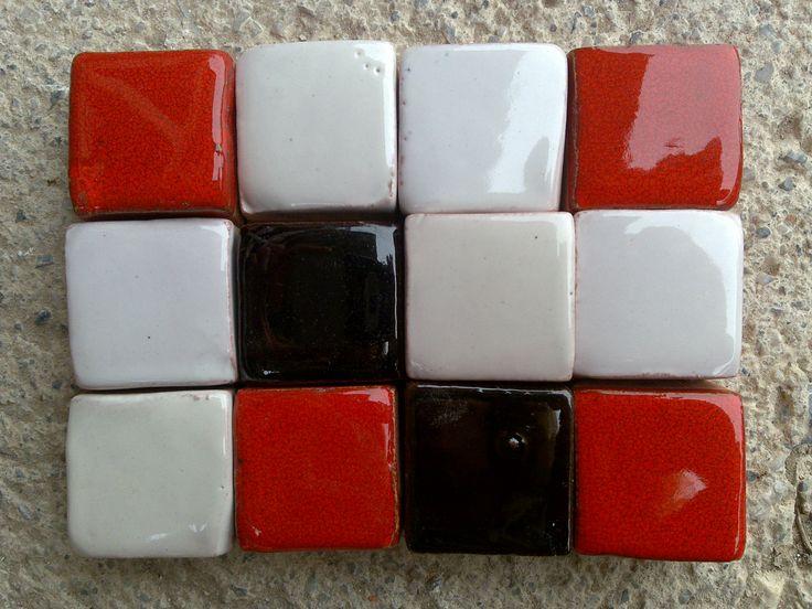 Mini azulejos 2x2cm