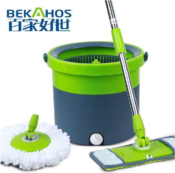 360 magic spin mop 6 mop heads u0026 extralong u0026 extrathick mop handle with foot pedal factory supplies houseware pinterest mop heads and spin