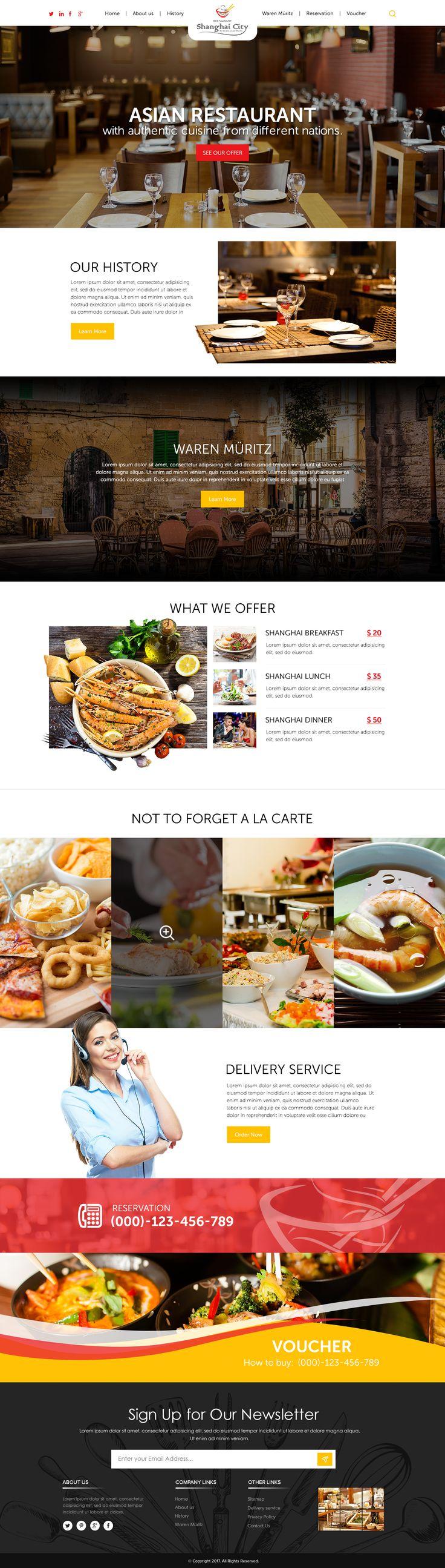 Restaurant-Shanghai-City
