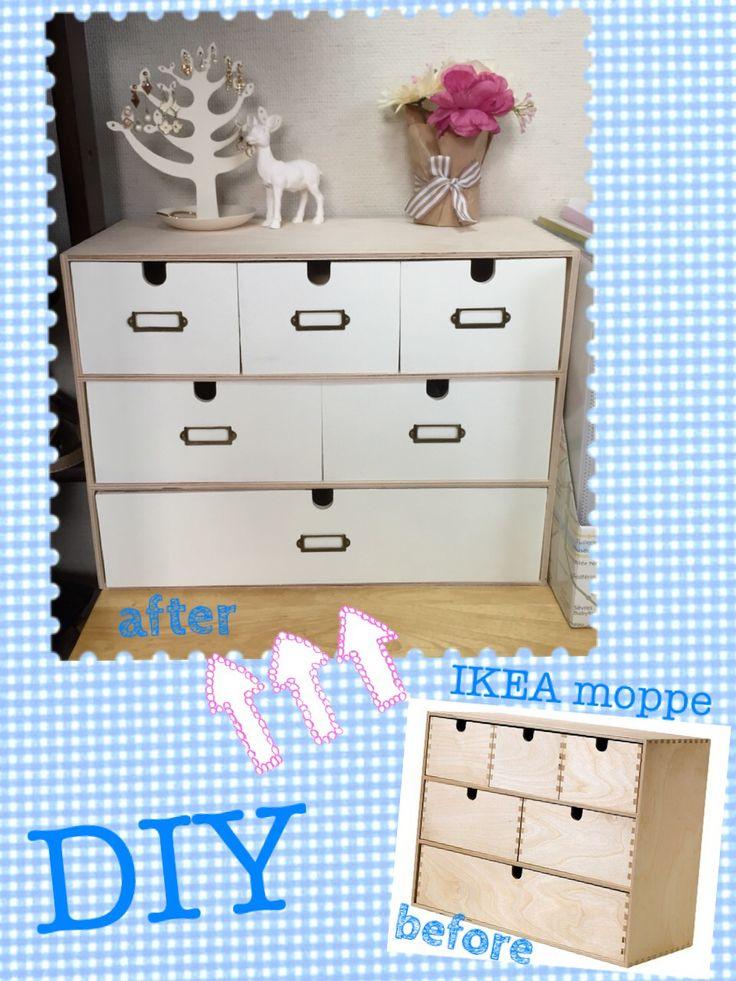 IKEA HACK(moppe).