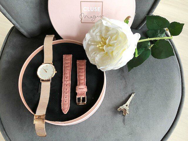 Cluse x Negin Limited Edition Gift Set #clusewatches
