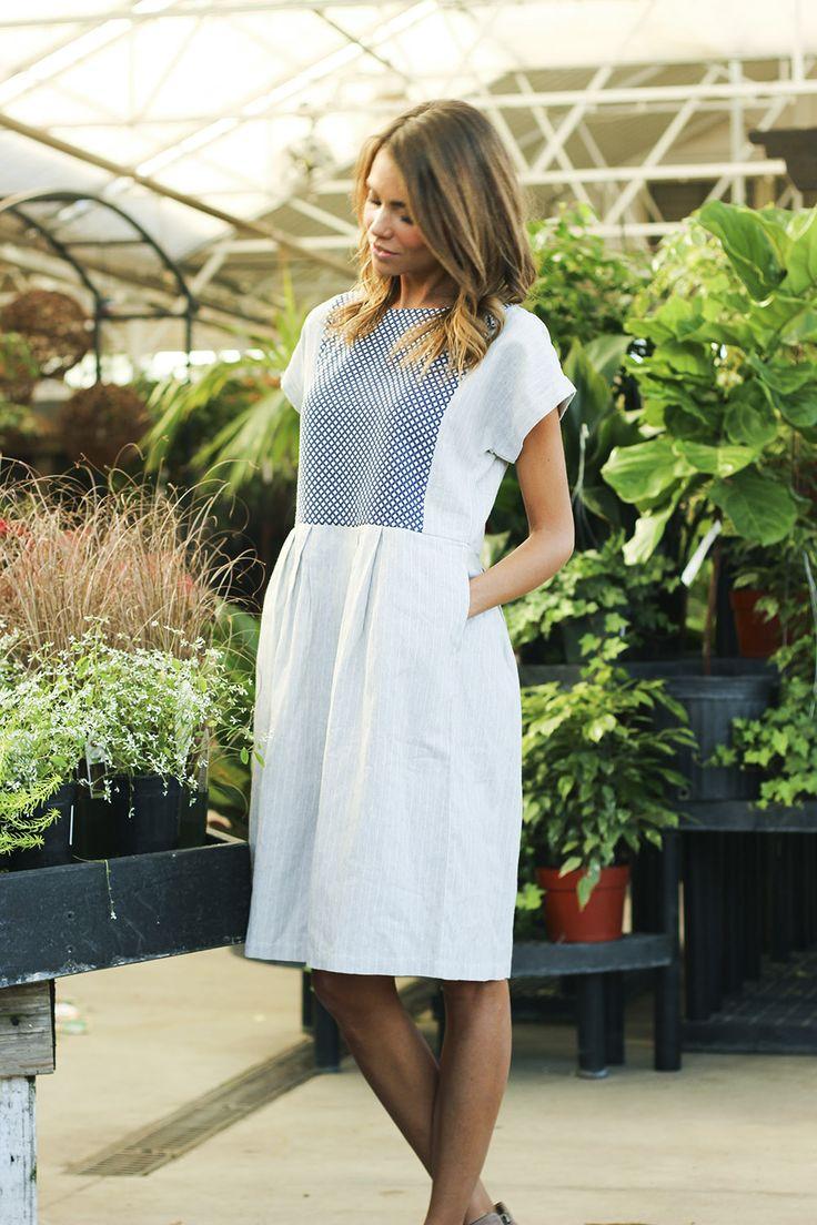 Stitch Bib Dress   clad & cloth 3.jpg