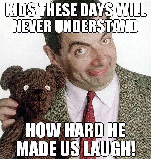 ♥Love♥ me some Mr. Bean!  :)    (photo)