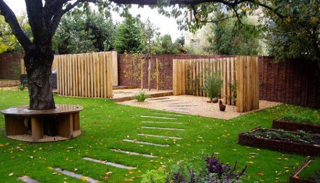 Nápadité ploty, zídky a zástěny | Stavbadomu.net