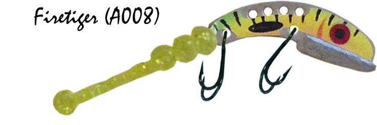 Mini (1/10 oz) Standard Echotail® Blade Bait