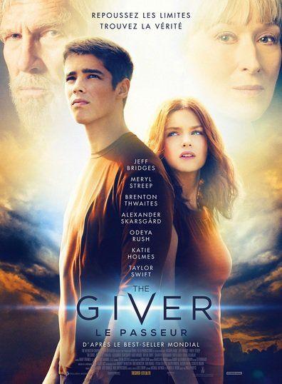The Giver (2014) Regarder The Giver (2014) en ligne VF et VOSTFR. Synopsis: Dans un futur lointain, les émotions ont été éradiquées en supprimant toute trace d'h...