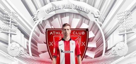 Iker Muniain ya luce la nueva camiseta del Athletic de Bilbao 2015/16