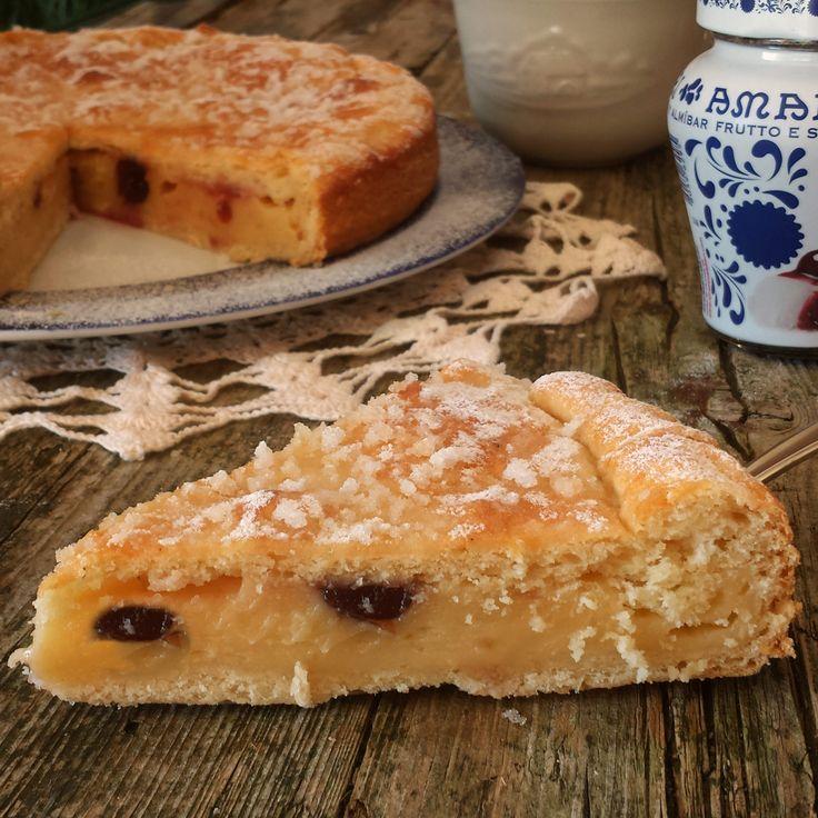 Polacca aversana,brioche con crema | Il mondo di Adry