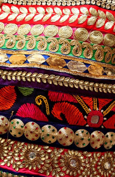 Designer Heavy Kutch Work Jacket | India1001.com
