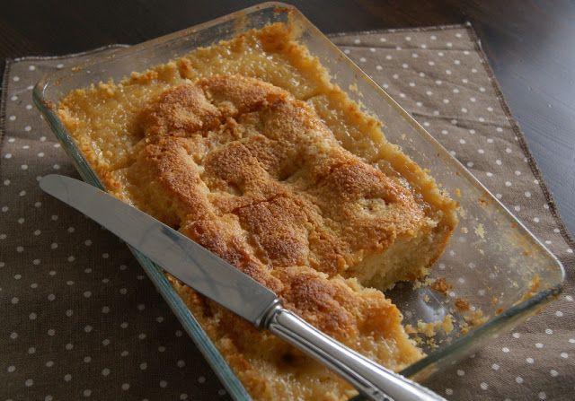 Dia de Domingas: Butterkuchen - Bolo Frísio.