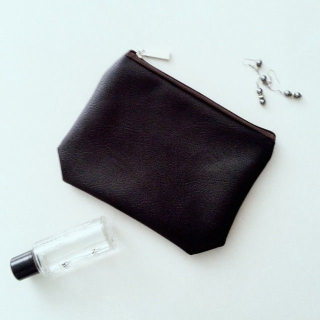Brown Casson Pouch