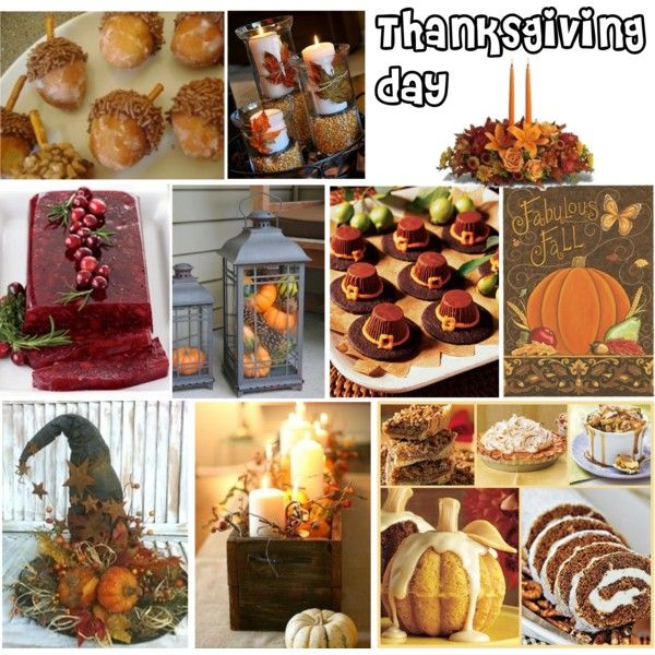 """Thanksgiving Day"" by marcella-sampaolesi on Polyvore"