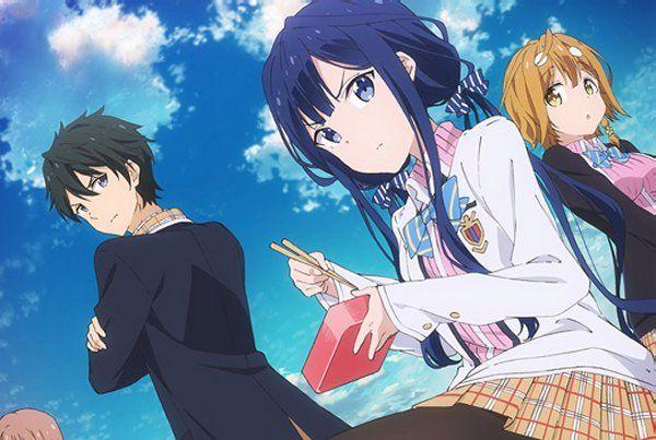 'Masamune-kun no Revenge' Quite enjoyed the first episode!