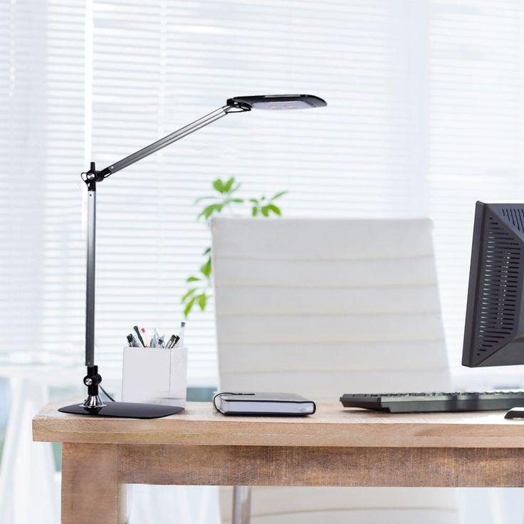 Tensor Weston 20276-000 Wireless Wave LED Desk Lamp (Black) (Metal)