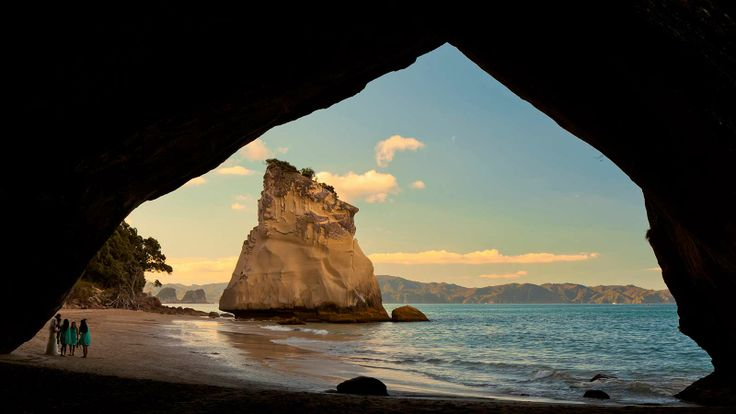 Get married in cathedrals on the beach. One of 26 reasons why Air New Zealand flies to 25 destinations in NZ. Check out the full list now. #NewZealand #AirNZ #NZ #AirNewZealand #whyflytonz